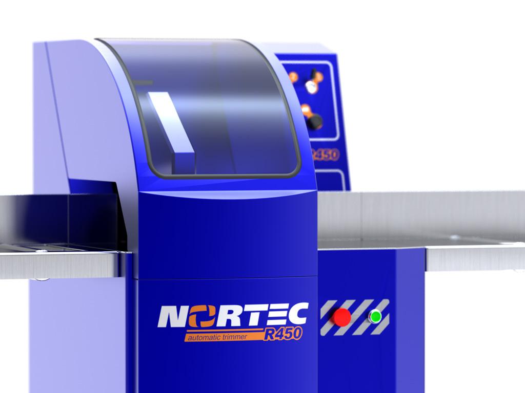 Торцовочный станок «Nortec»