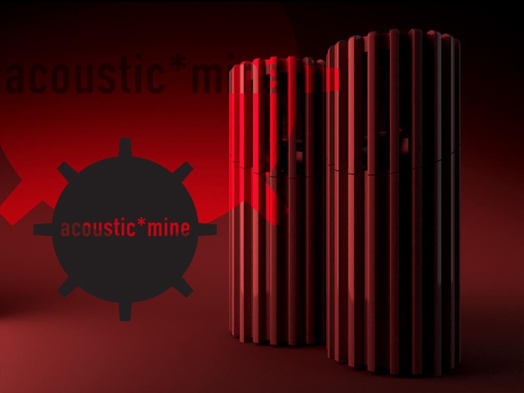 Акустическая система «Acoustic Mine»
