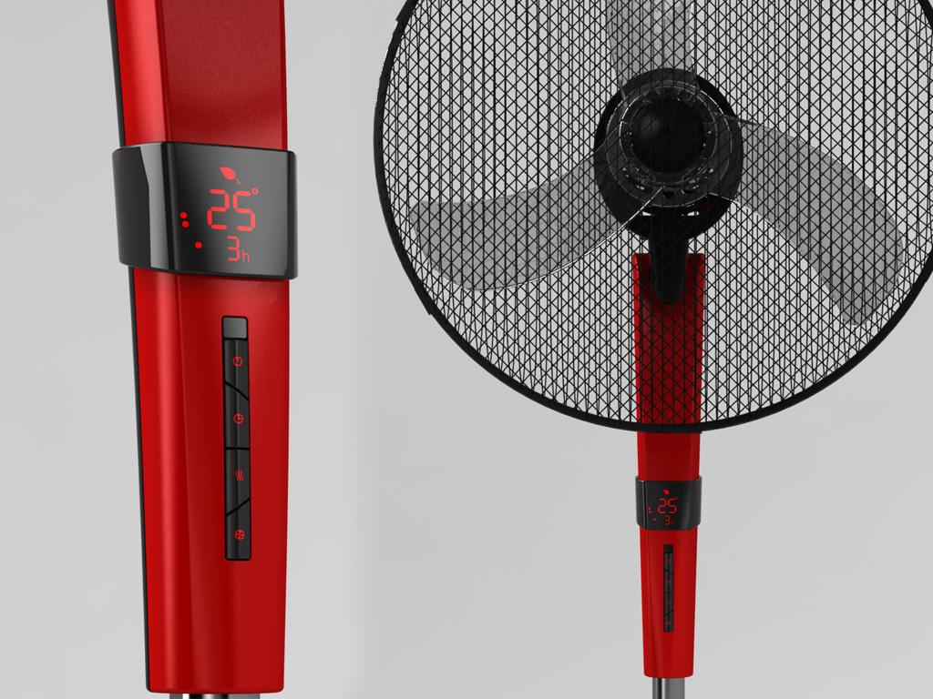 Напольный вентилятор «Techno»