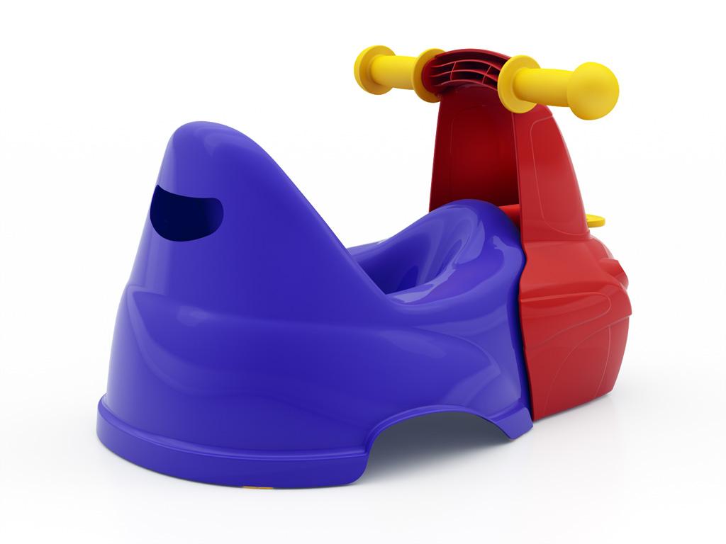 Детский горшок-игрушка