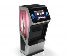 Автомат выдачи образцов для «Topmachines»
