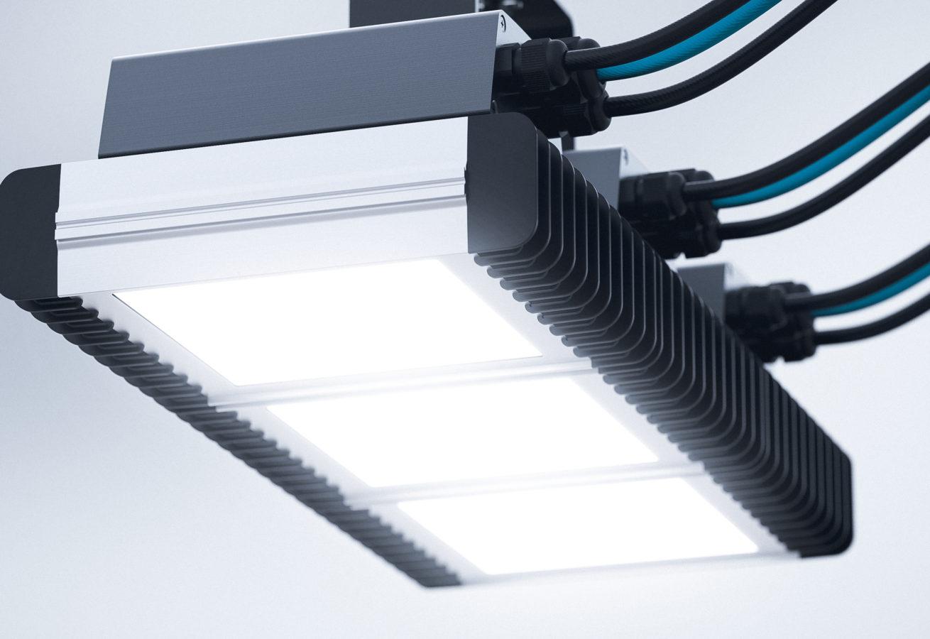Светодиодный светильник «Атомсвет»