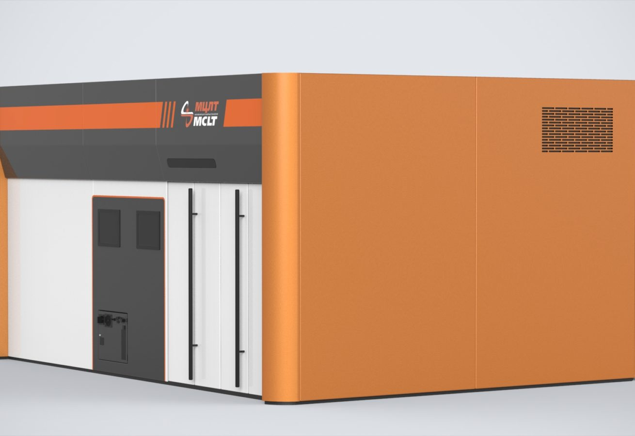 Корпус промышленного лазера МЦЛТ
