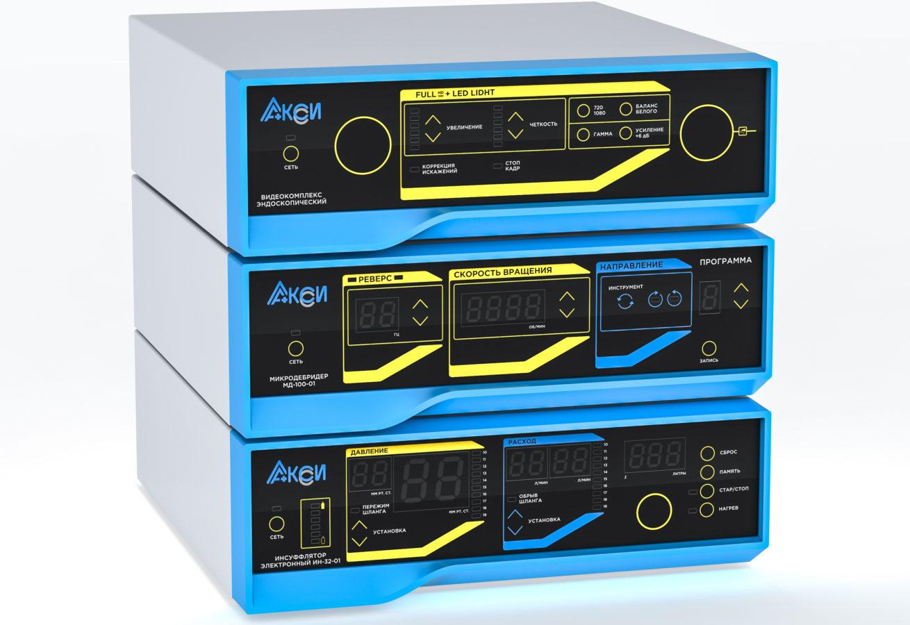 Панель для оборудования «Акси»