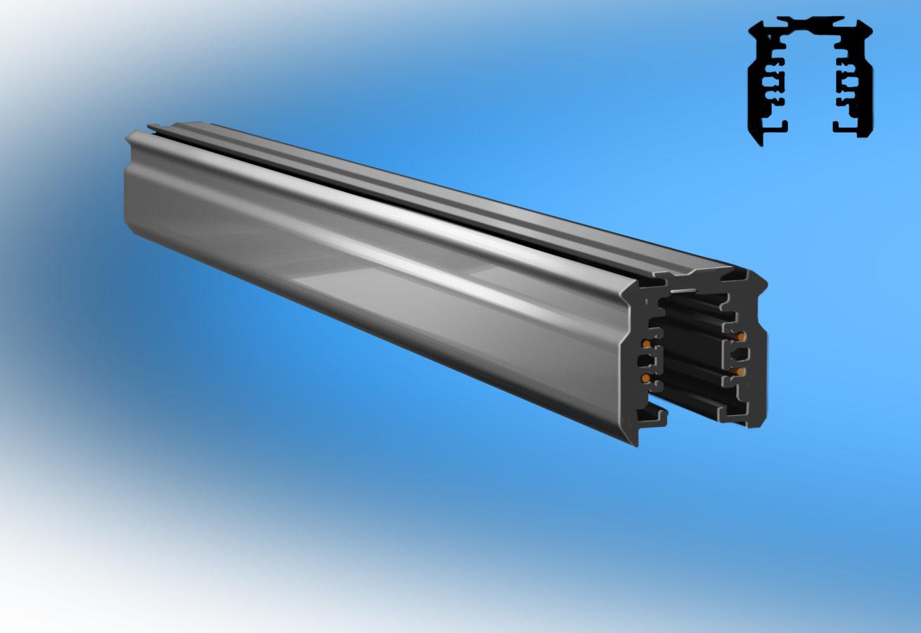 Полимерный осветительный шинопровод