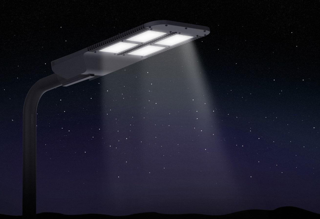 Уличный светильник «Атомсвет»