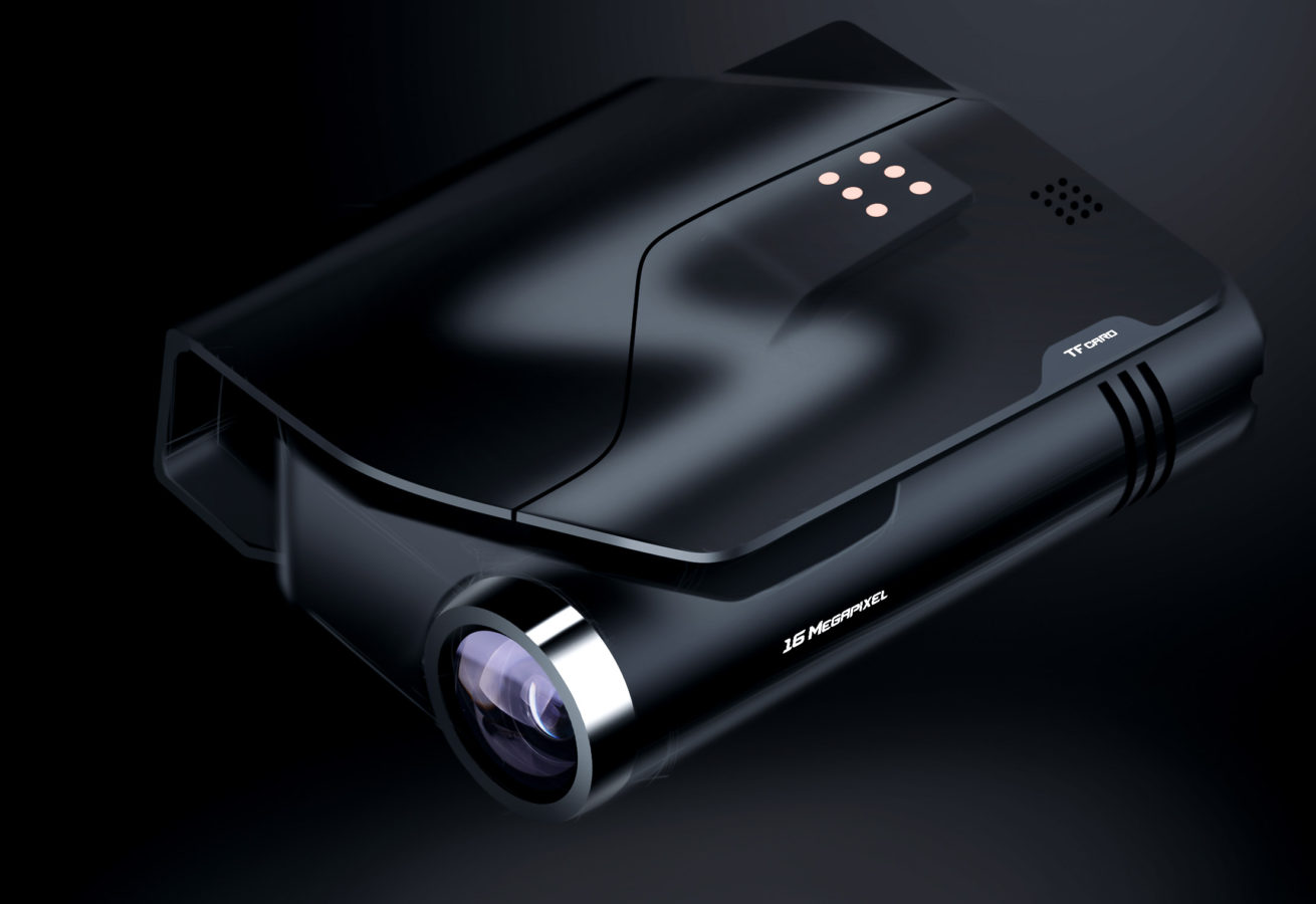 Радар и видеорегистратор